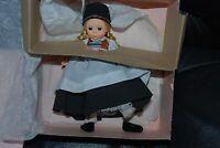 Switzerland 8'' Madame Alexander Doll, New in Box