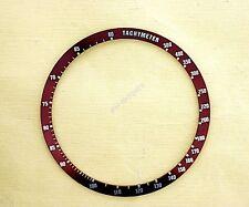 NEW SEIKO BROWN BEZEL INSERT FOR 6138 0030 6138-0040 BULLHEAD CHRONOGRAPH NR#166