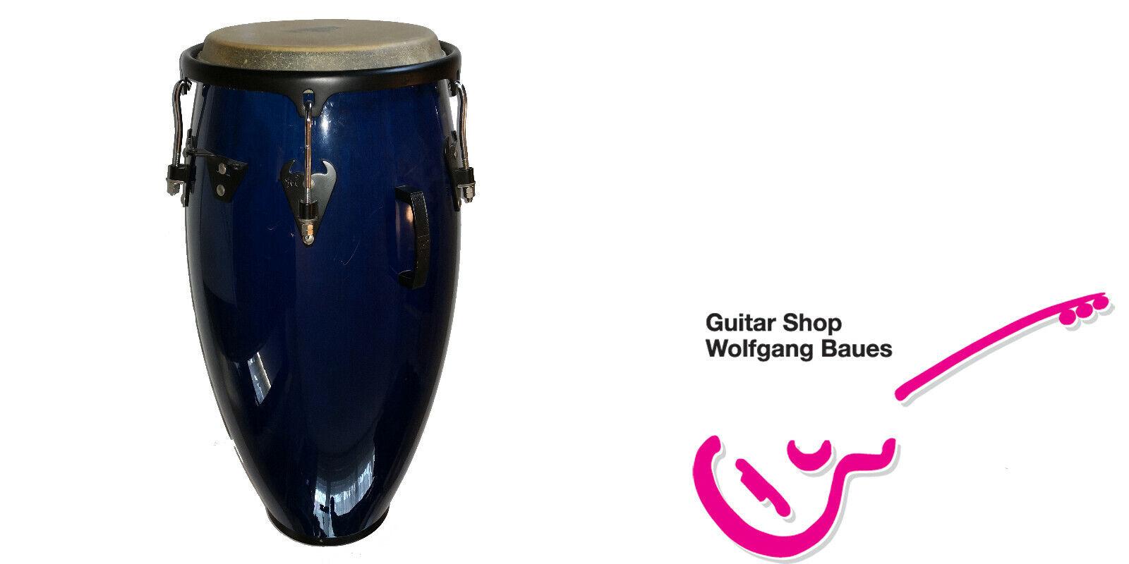 Latin Percussion Matador Conga Blau 11