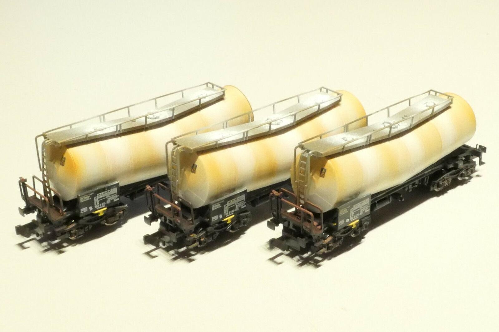 mejor opcion Fleischmann n n n DB AG 3 parte. set 4 alineación vagones gris, envejecido 846006 nuevo embalaje original  mejor calidad mejor precio