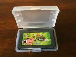 SpongeBob SquarePants Movie (Nintendo Game Boy Advance, 2004)