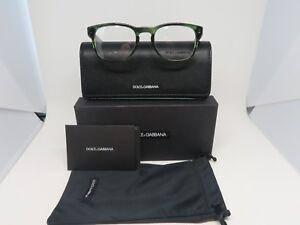 c994a7b50206 Dolce   Gabbana DG 3260 3066 Clear Green New Authentic Eyeglasses ...