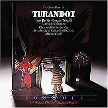 Puccini: Turandot (Querschnitt) [italienisch] von Borkh | CD | Zustand sehr gut