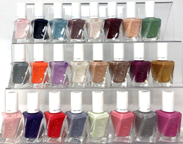 (20) ESSIE Gel Couture Nail Polish WHOLESALE Bulk Unique Colors No Repeats