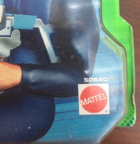Rare Max Steel City Agent Super Action Figure Mattel 50620