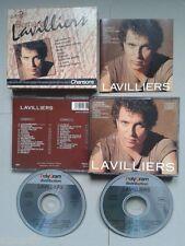 LAVILLIERS - LAVILLIERS BERNARD (2CD) - RARE COFFRET