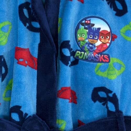 PJ Masks Dressing GownBoys PJ Masks Bath RobeKids Pj masks Dressing Gown