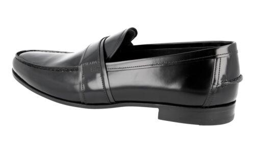 2da010 Prada 9 Nero Antracite 5 Luxueux 43 Nouveaux 43 Chaussures U7xwqREU
