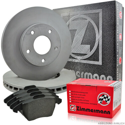 Zimmermann Bremsscheiben 330mm Beläge Hinten AUDI A6 4F C6 auch Avant 4F2 4F5