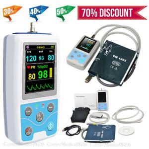 PM50-24-Hours-ICU-Patient-Monitor-Ambulatory-Blood-Pressure-Monitor-SPO2-NIBP-PR