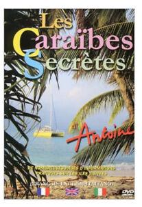 DVD-Les-caraibes-secretes-d-039-Antoine-Occasion