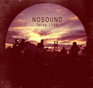 Nosound-Teide-2390-CD-Album-with-DVD-2-discs-2018-NEW-Amazing-Value