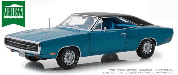 Feu vert - 1970 DODGE CHARGEUR 500 (1 18)