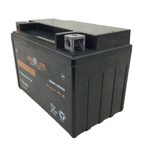 New YTX9-BS Replacement Battery For Suzuki 650 DR650SE 1998-2017 Motorcycle AGM