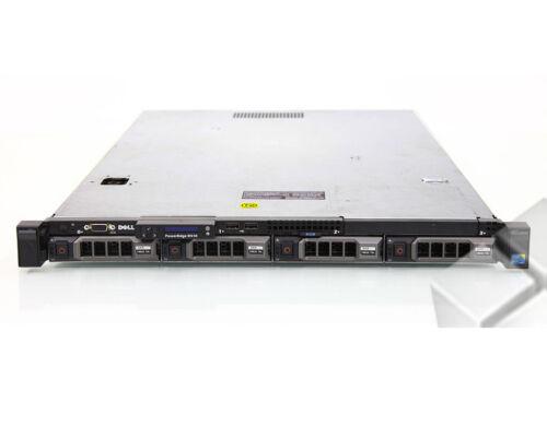 Dell PowerEdge R410 2x Xeon X5650 2.66GHZ Six Core 48GB PERC 6//i 300GB 3 Caddy