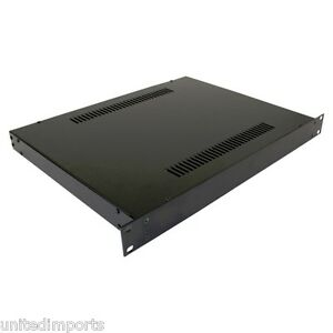 "ET2//30B 2U 19/"" Rack Mount Cabinet Equipment Enclosure 19 x 3.50 x 11.81 inches"