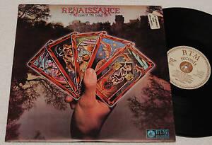 RENAISSANCE-LP-TURN-OF-CARD-1-PRESS-ITALY-1974-NM