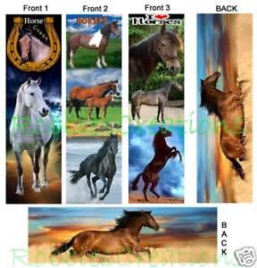 3 Set-horse Marque-page Poneys Pinto I Love Horses Mini Art Carte Figurine 2frfuovw-07183351-322294461