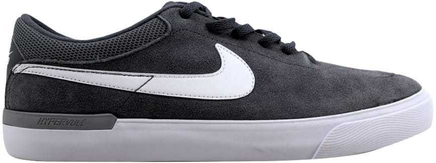Nike SB Koston Hypervulc Cool Grey White-Wolf Grey 844447-002 Men's SZ 8
