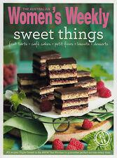 Sweet Things BRAND NEW BOOK by Australian Women's Weekly (Paperback 2013)
