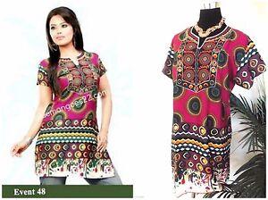 d17ea208d8 Image is loading Indian-Bollywood-Kurta-Kurti-Designer-Women-Ethnic-Dress-