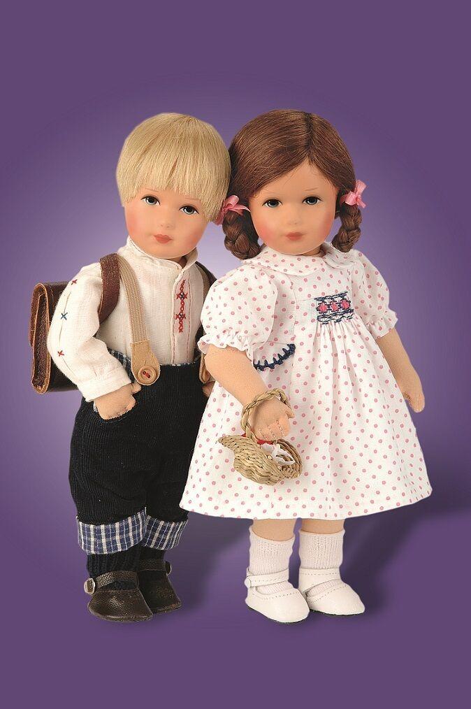 Jacinta Kruse muñeca oro niño Becky Becky Becky Thatcher ca 28 cm 28003 ba6f64