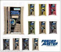 Balzer Feedermaster By Zammataro Futter 1kg Fertigfutter Feeder Lockfutter Neu