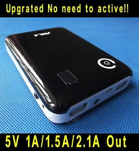 Black-5V-2A-USB-Mobile-Power-Bank-Charger-box-For-18650-Battery-iphone-Mp4-LED
