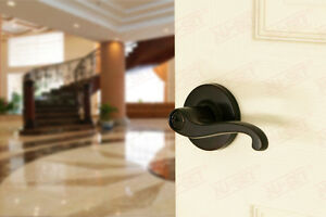 Commercial Grade 2 Door Lever Oil Rubbed Bronze Schlage