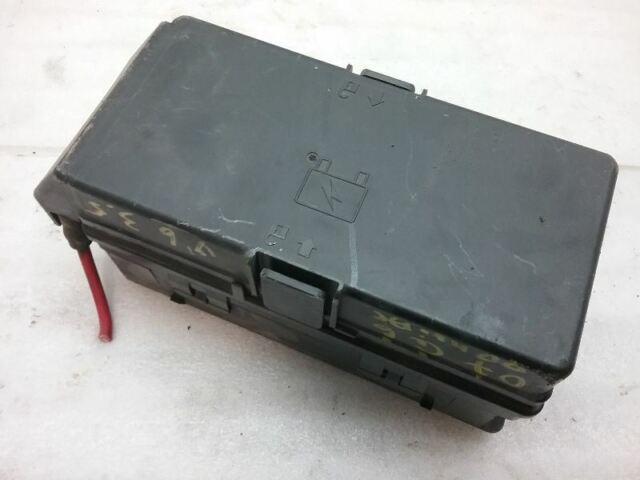 2007 pontiac g6 rear fuse box 2007 pontiac g6 fuse panel block for sale online ebay  2007 pontiac g6 fuse panel block for