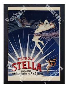 Historic-Star-Petroleum-1900s-Advertising-Postcard