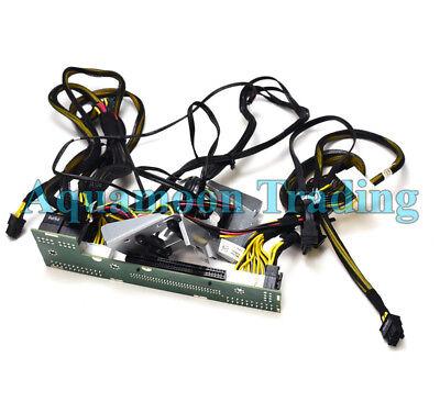 MGW39 Dell Precision T7600 PDB FP433 7XNRP T2GM1 FH594 FP427 T30RT 1B23LV700x2