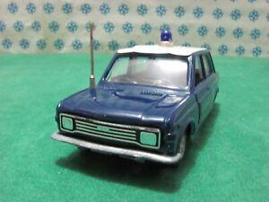 Mercury-n-10-FIAT-128-berlina-2-porte-034-Carabinieri-034-1-43-Mint-box