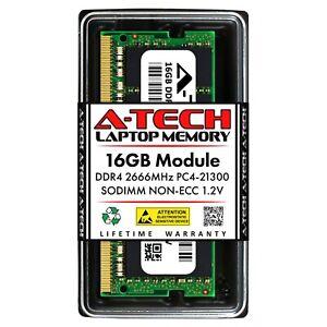 A-Tech-16-Go-DDR4-2666-MHz-PC4-21300-ordinateur-portable-SODIMM-260-Pin-2Rx8-Memoire-RAM-1x-16-G