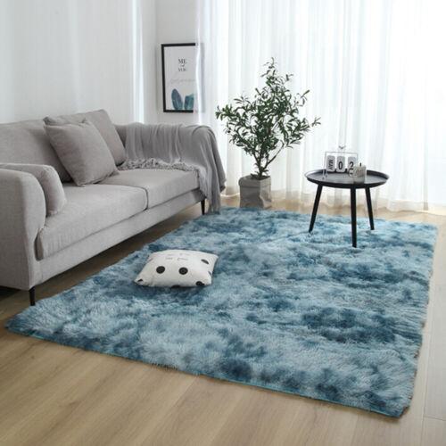 Shaggy Rug Floor Carpet Living room Bedroom Area Rugs Soft Large Rug Home Decor