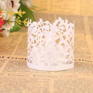 25x-Tealight-Wedding-Candle-Holder-Lanterns-Electronic-Party-Tea-Light-LED-White