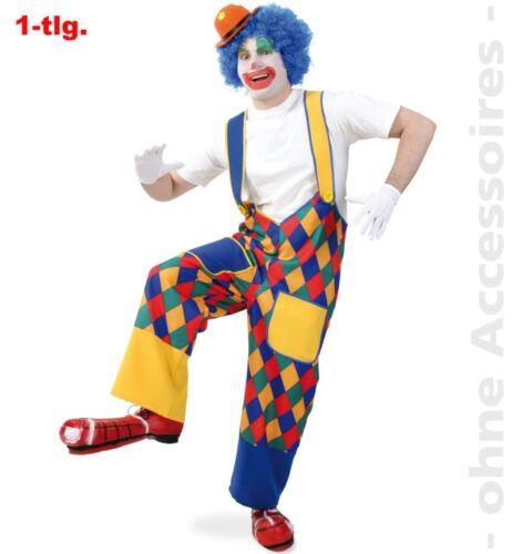 Fri Herren Kostüm Clown Hose Karneval Fasching