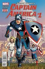 CAPTAIN AMERICA STEVE ROGERS #1, New, First print, Marvel Comics (2016)