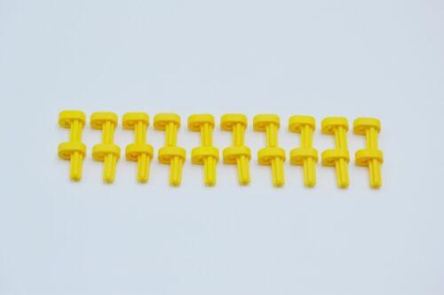 LEGO 20 x Technik Kolben Verbinder gelb Yellow Technic Engine Crankshaft 2853