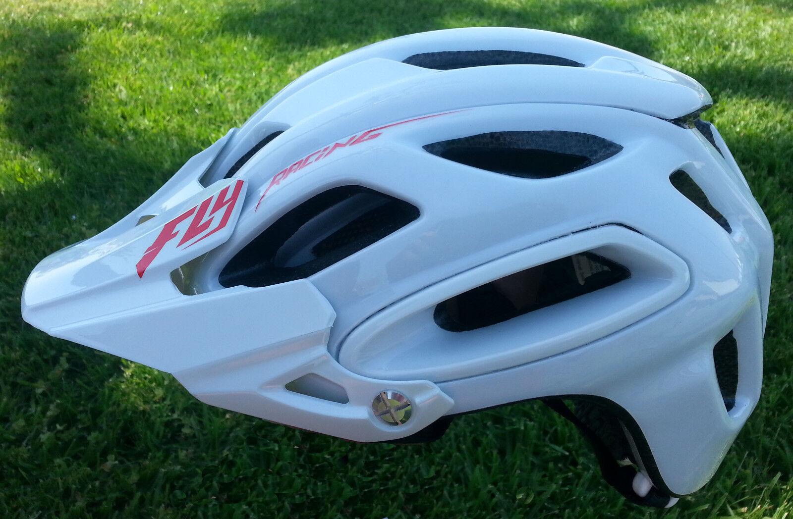 FreeStone Helmet White  Med Lg