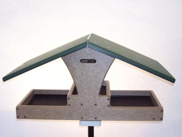 Birds Choice Doble Decker Tolva Plataforma alimentador del pájaro snddg