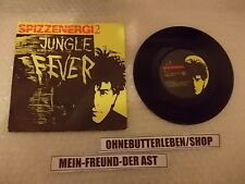 "7"" Punk Spizzenergi2 - Jungle Fever (2 Song) ROUGH TRADE"