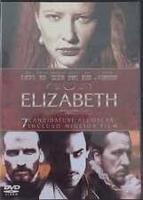 DVD • Elizabeth Elisabetta I Cate Blanchett 7 OSCAR ITALIANO