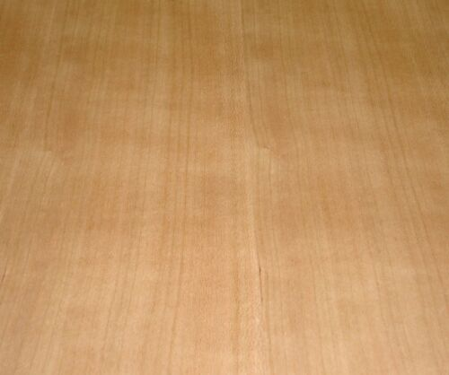 Cherry Quarter Cut wood veneer 24