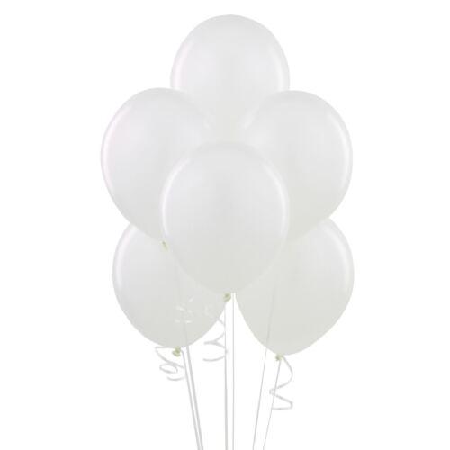 100 LARGE PLAIN BALONS BALLONS helium BALLOONSBirthday Wedding Party ballon