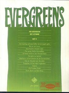 Evergreens-fuer-Akkordeon-mit-B-Stimme-Heft-2