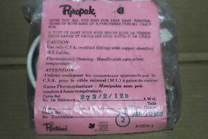 PYROTENAX PYROPAK 273-2-12D 300 V Termination Kit