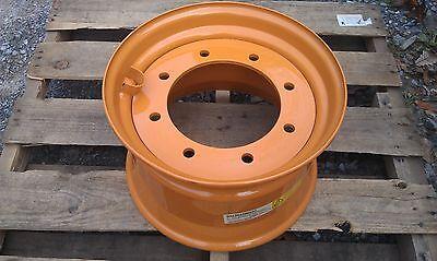 NEW 16.5X9.75X8 Wheel for 4X4 Case 580 Backhoe-fits 12X16.5 tire-Super M & L 4WD