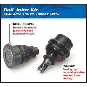 Polaris Xplorer 400 400L ATV Ball Joint Kit Lower 95-02