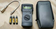 Fluke 620 Lan Cable Meter With Accessories Used And In Good Condition